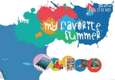 kindy-city-my-favourite-summer