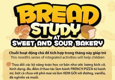 kindy-city-bread-study
