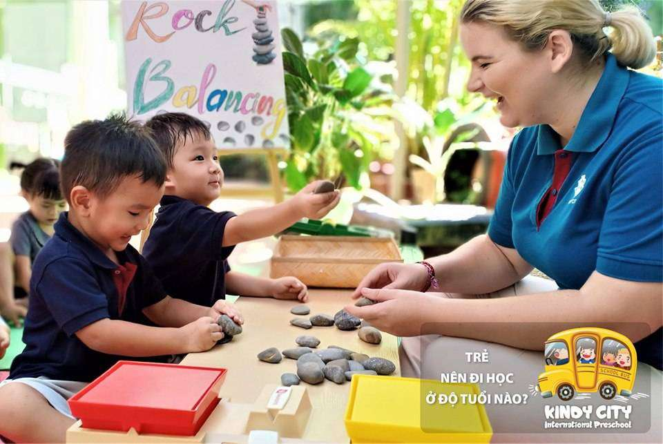Trẻ nên đi học ở độ tuổi nào?