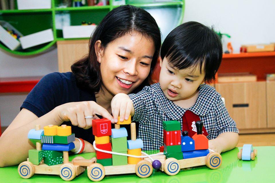 Chọn trường Kindy City cho con tại quận Thủ Đức