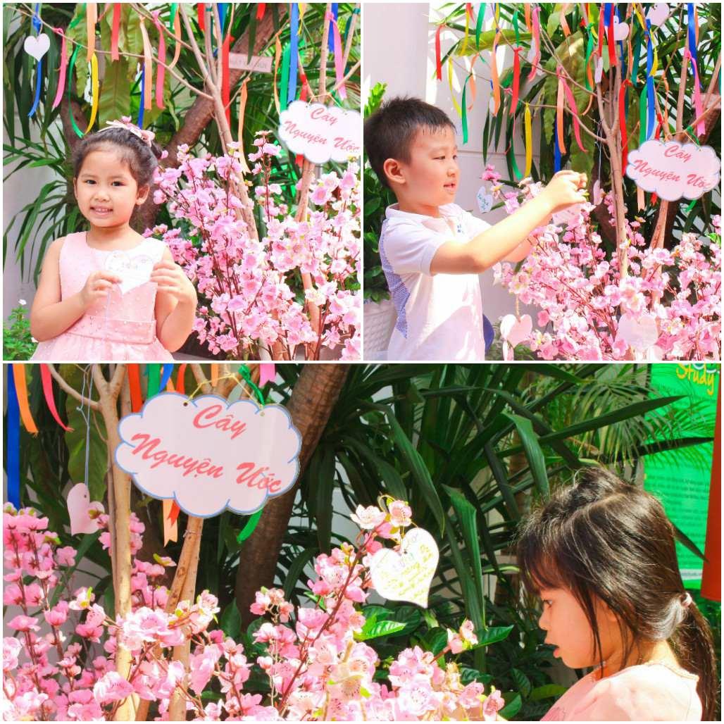 Lời trẻ nguyện ước